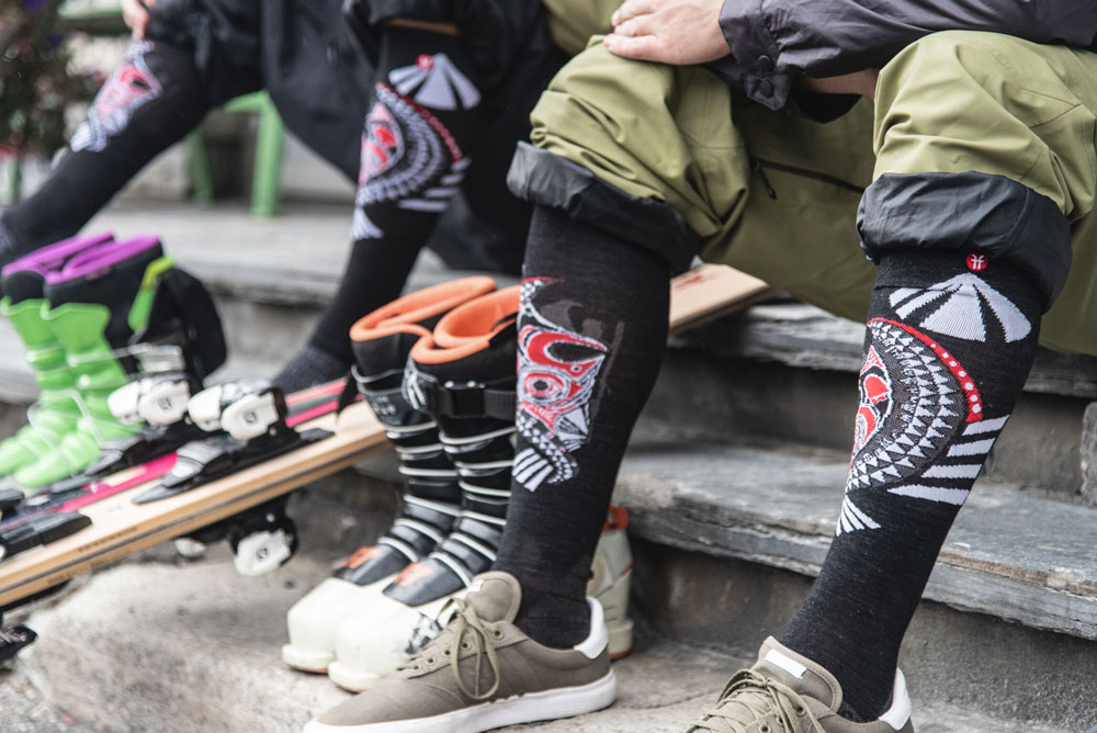 Kengo Collab Stance Socks Lifestyle